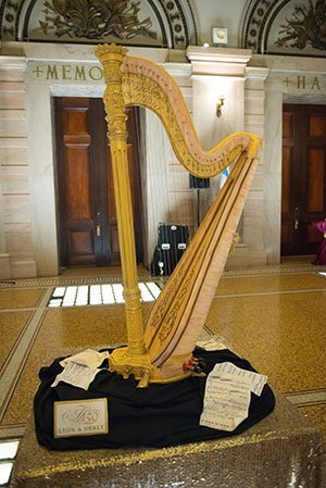 News and Events - Lyon & Healy Harps - Harpmakers since 1889