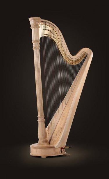 Chicago Petite 40 Chicago Line Harps Lyon Amp Healy Harps