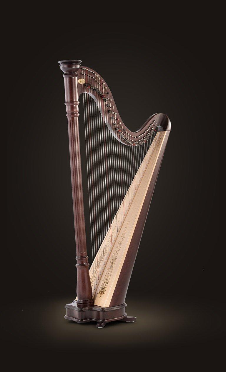 Prelude 40 Lever Harps Lyon Amp Healy Harps