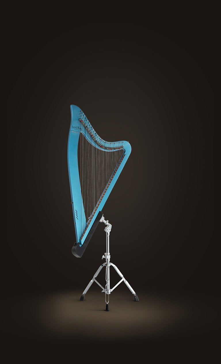 Silhouette - Electric & Electroacoustic Harps - Lyon & Healy