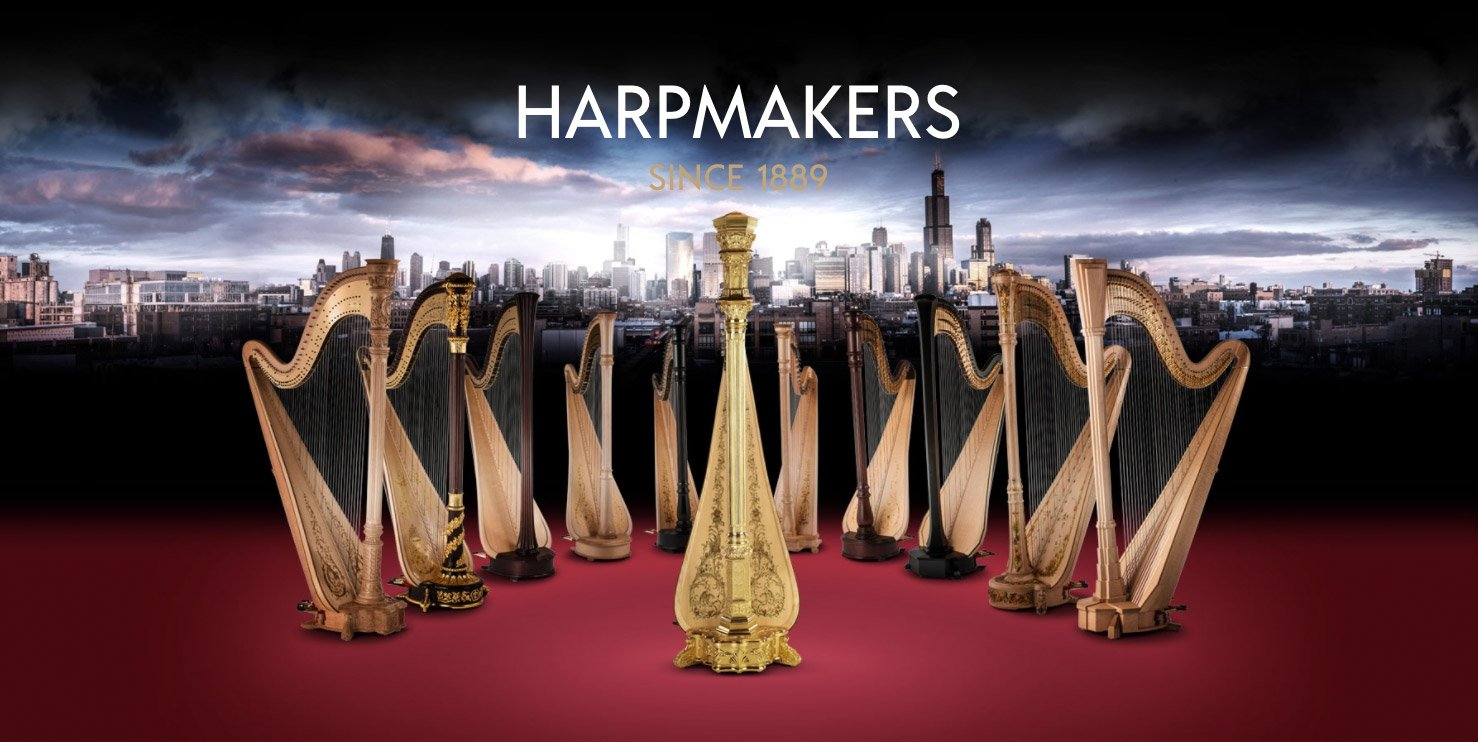 Find a Dealer - Lyon & Healy Harps