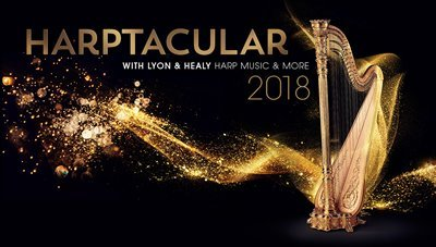 2018 Harptacular Dates Announced – Registration Open