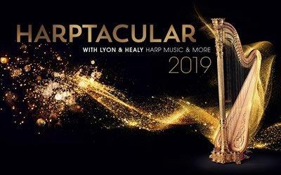 2019 Harptacular Dates Announced