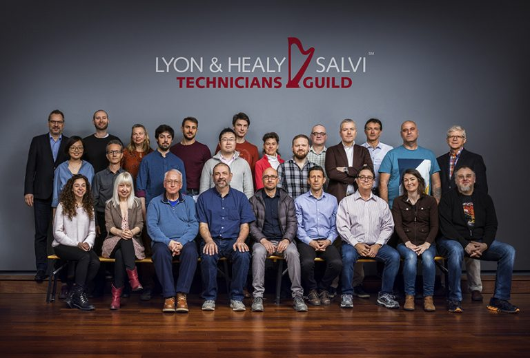 Meeting for Members of the Lyon & Healy/Salvi Technicians Guild