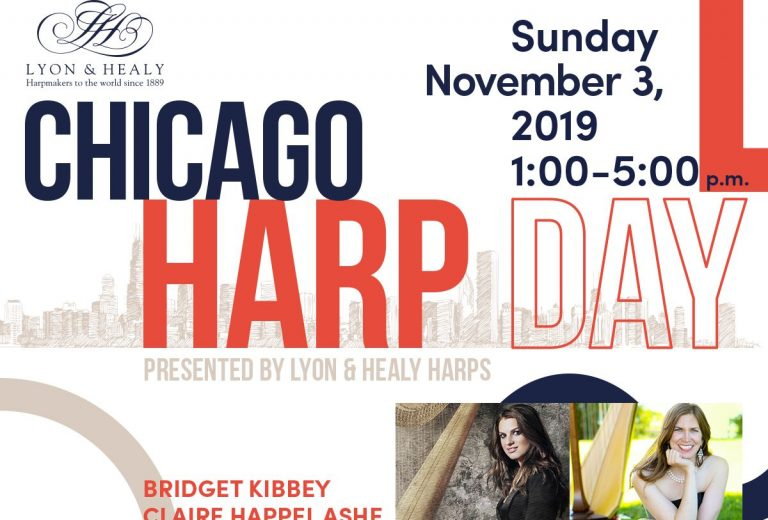 DATE OF CHICAGO HARP DAY ANNOUNCED