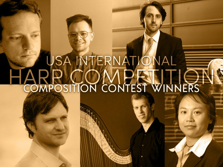 DISCOVER THE HARP COMPOSITION CONTEST WINNERS - Lyon & Healy