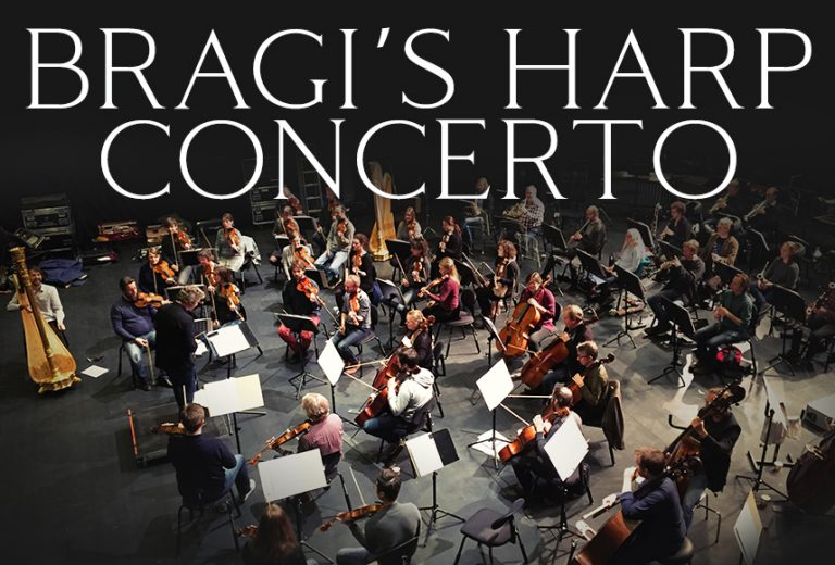 Bragi's Harp Original Concerto Added to Lyon & Healy Publications Catalog