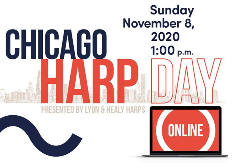 Chicago Harp Day Was ONLINE