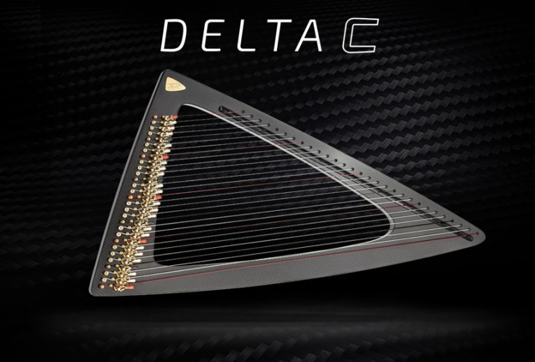 THE NEW LIGHTWEIGHT DELTA C WITH CARBON FIBER BODY