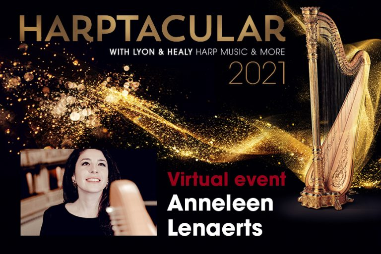 Harptacular with Anneleen Lenaerts